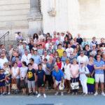 Jumelage de Diémoz - Visite Fourvière
