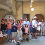 Jumelage de Diémoz - Visite des traboules de Lyon