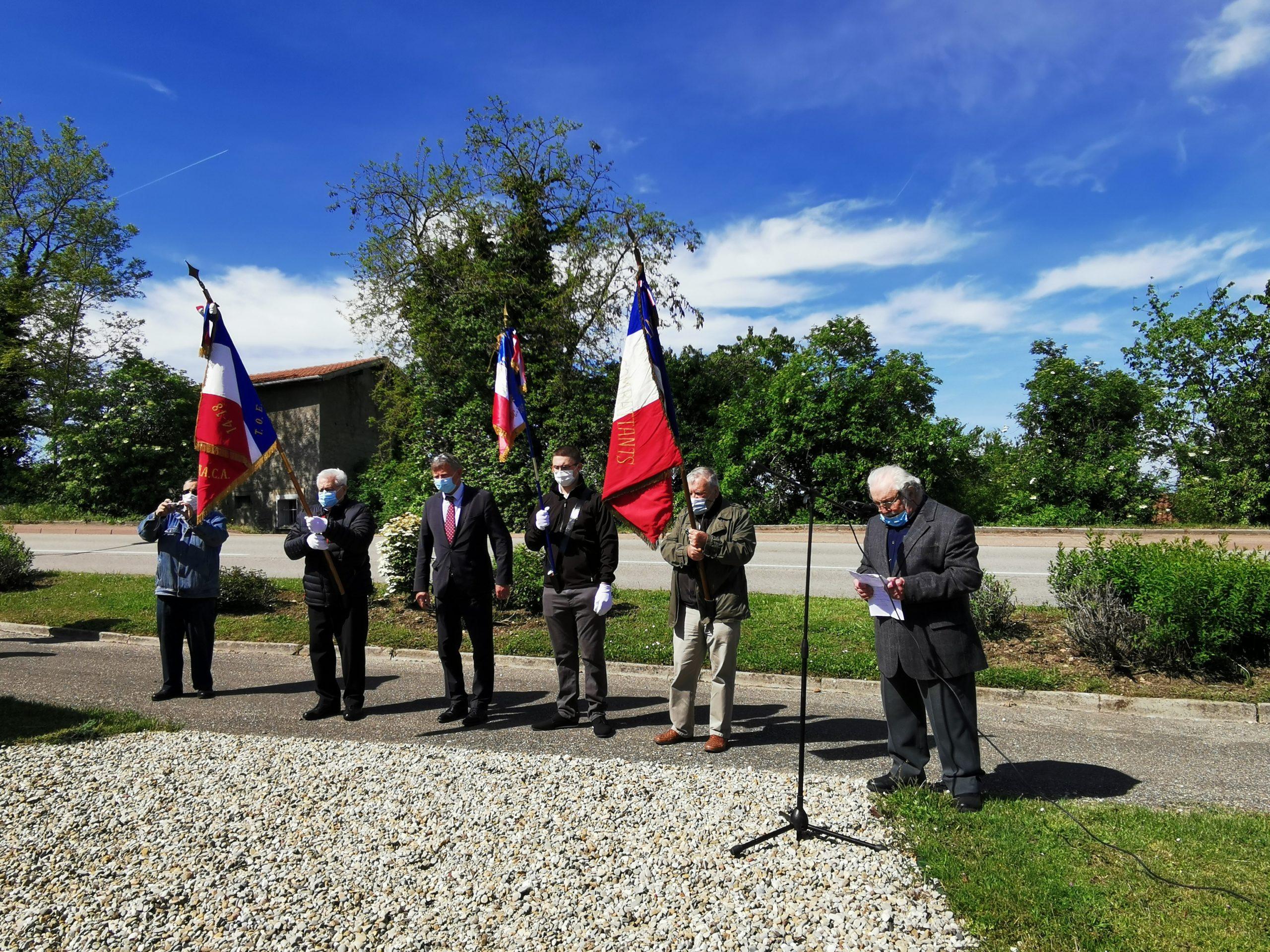 Commémorations - Cérémonie du 8 mai
