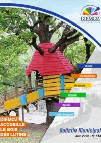 Couverture Bulletin Municipal Juin 2019
