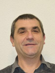 Franck ROZIER - Conseiller municipal à la mairie de Diémoz