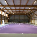 Tennis couverts Diémoz