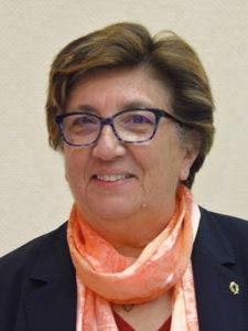 Jacqueline CHAPUIS - Adjoint à la mairie de Diémoz