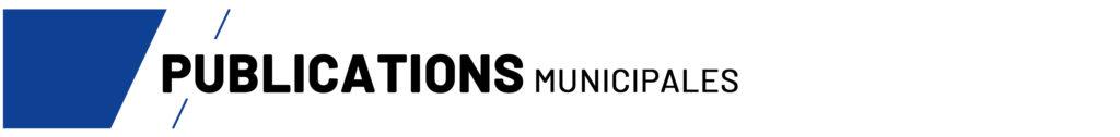 Publications de la mairie de Diémoz: bulletin municipal et Horizon 20-26