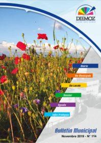 Couverture Bulletin Municipal Nov 2019