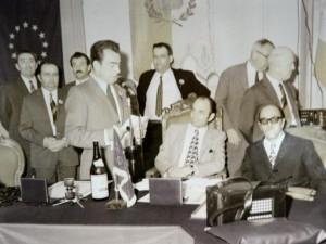 Origine du jumelage avec Castelnuovo Belbo