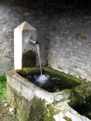 Histoire de Diémoz - Fontaine