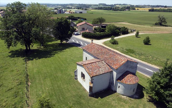Patrimoine Diémoz - La chapelle